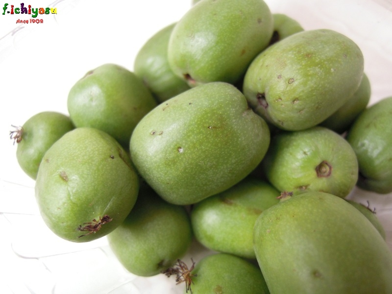 和名は「サルナシ」 Today's Fruits ♪
