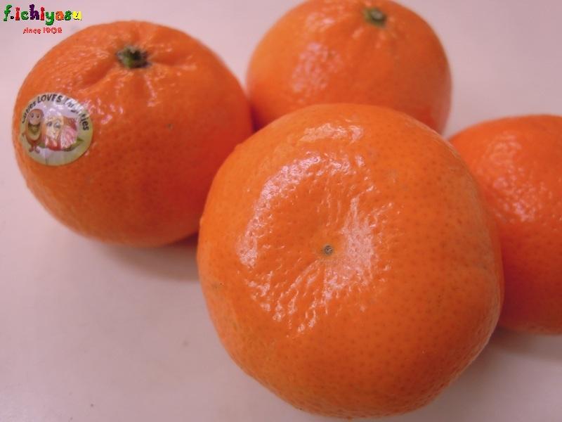 カリフォルニアのみかん「Cuties」 Today's Fruits ♪