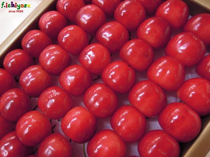 JA志賀高原の「香夏錦」 Today's Fruits ♪