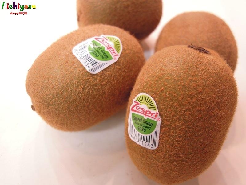 甘くて美味しい「スウィートグリーン」 Today's Fruits ♪