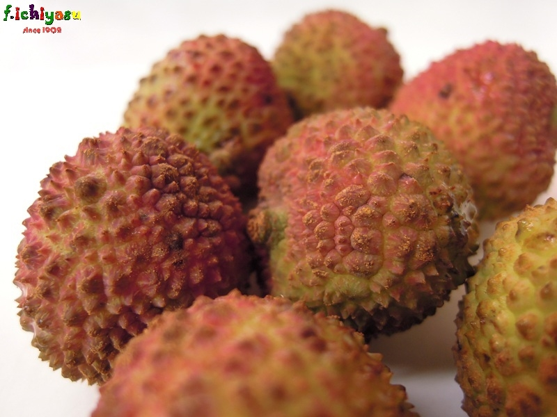 「グリーンライチ」入りました! Today's Fruits ♪