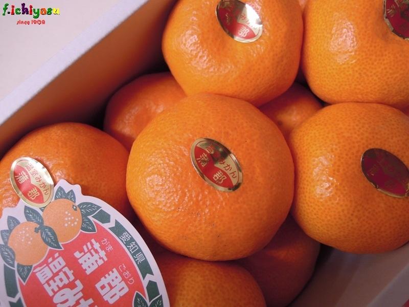 温室みかんと言えば蒲郡 (^^♪ Today's Fruits ♪