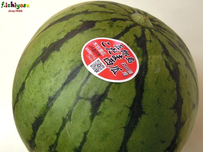 五郎島産「紅小玉」スタート ♪ Today's Fruits ♪
