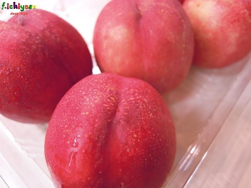 白い果肉の「サマークリスタル」 Today's Fruits ♪