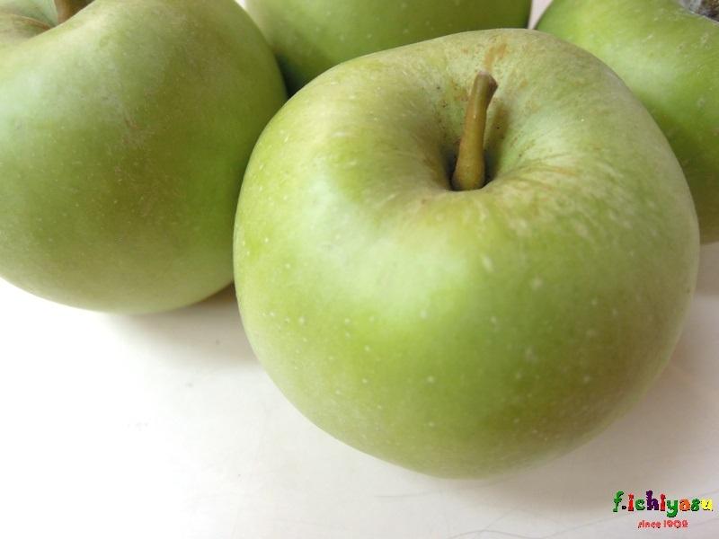 昭和ノスタルジー「青りんご」 Today's Fruits ♪