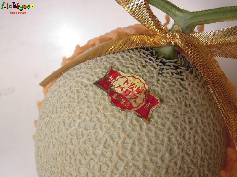 金沢にも赤肉メロン有り〼 Today's Fruits ♪