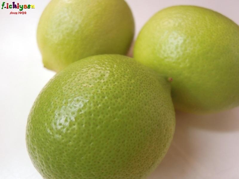 国産レモン入荷しました! Today's Fruits ♪