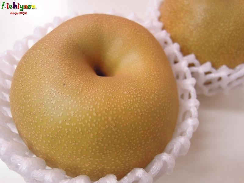 金沢そだち「新水」 Today's Fruits ♪
