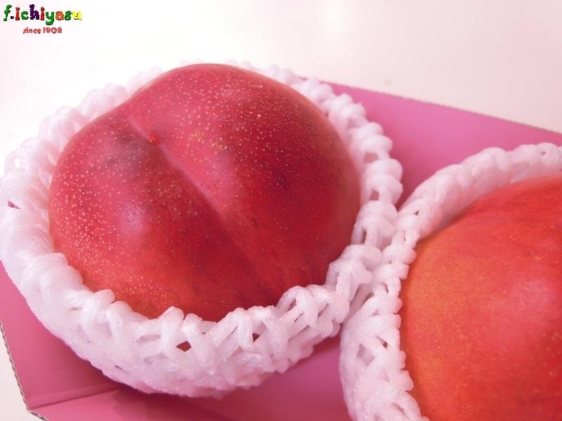 ネクタリンの王様「黎王(れいおう)」 Today's Fruits ♪