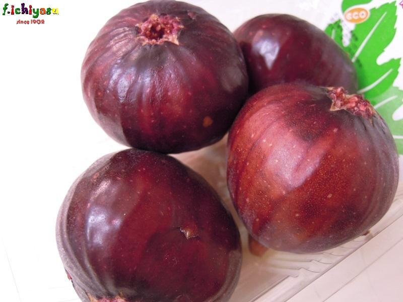 能登・押水特産の「いちじく」 Today's Fruits ♪