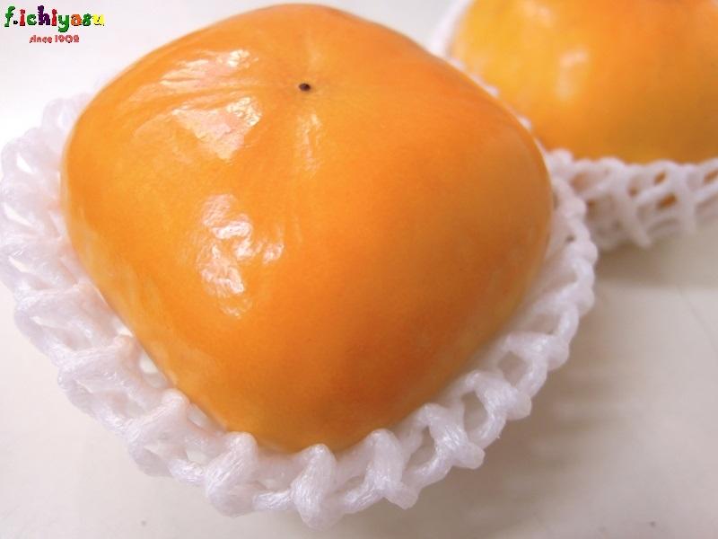 奈良・西吉野の「さわし柿」 Today's Fruits ♪