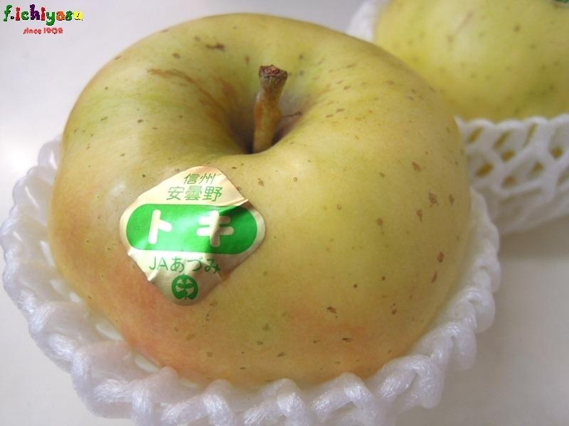 信州・安曇野の「トキ」 Today's Fruits ♪