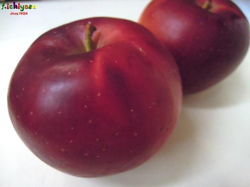 根強い人気の「紅玉」 Today's Fruits ♪