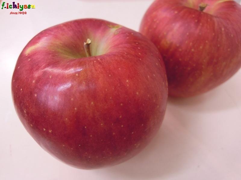 信州りんご三兄弟の次男は「シナノスイート」 Today's Fruits ♪