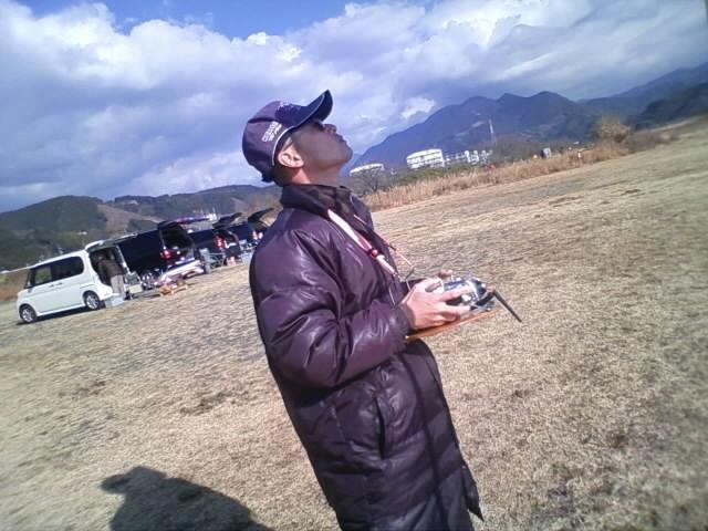 J矢さんも今年気合いが入ってます。