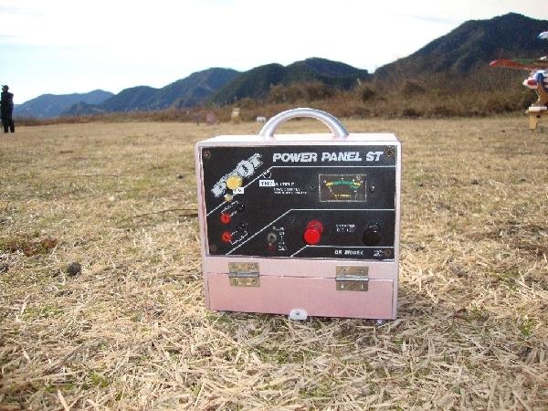 Y梨さん作小型パワーボックス