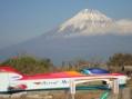 富士山とても綺麗でした。