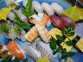 にぎり寿司盛合せ(2~3人)