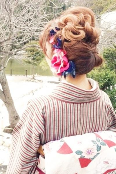 桜木町みなとみらいにある結婚式の振袖 留袖着付けができる美容室