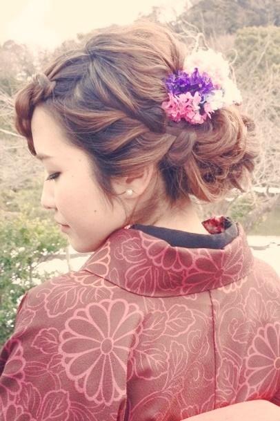元町中華街にある結婚式の振袖 留袖着付けができる美容室