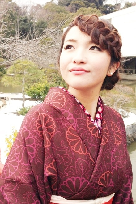 石川町元町にある結婚式の振袖 留袖着付けができる美容室