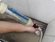 ドレンホース洗浄