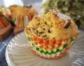 米粉のカップケーキ