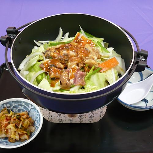 寿特製ホルモン牛チャン