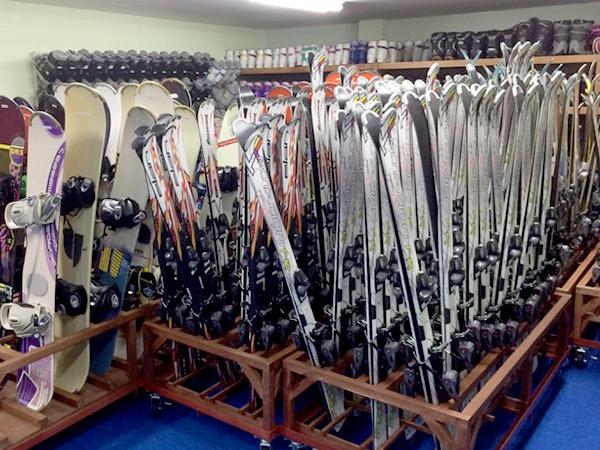 レンタルスキー2016