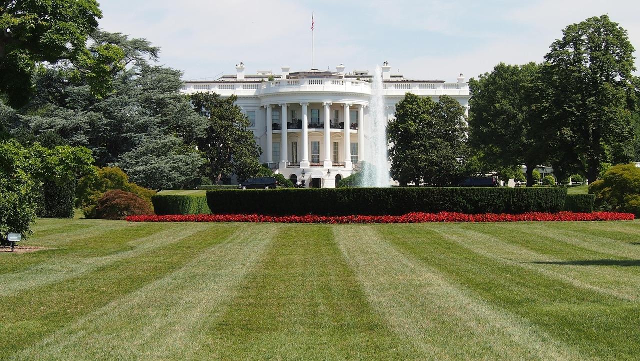 アメリカ ホワイトハウス The White House