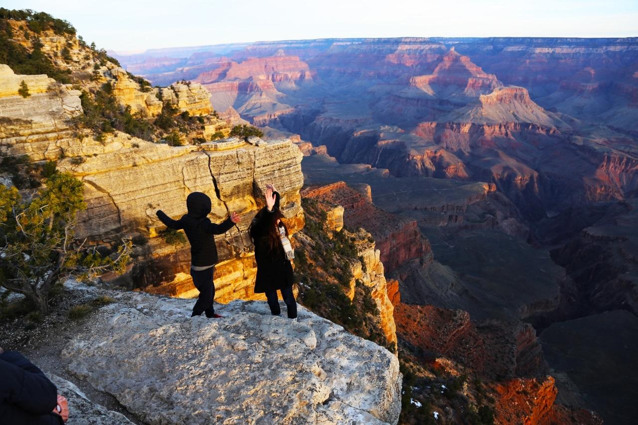 グランドキャニオン Grand Canyon アメリカ アリゾナ