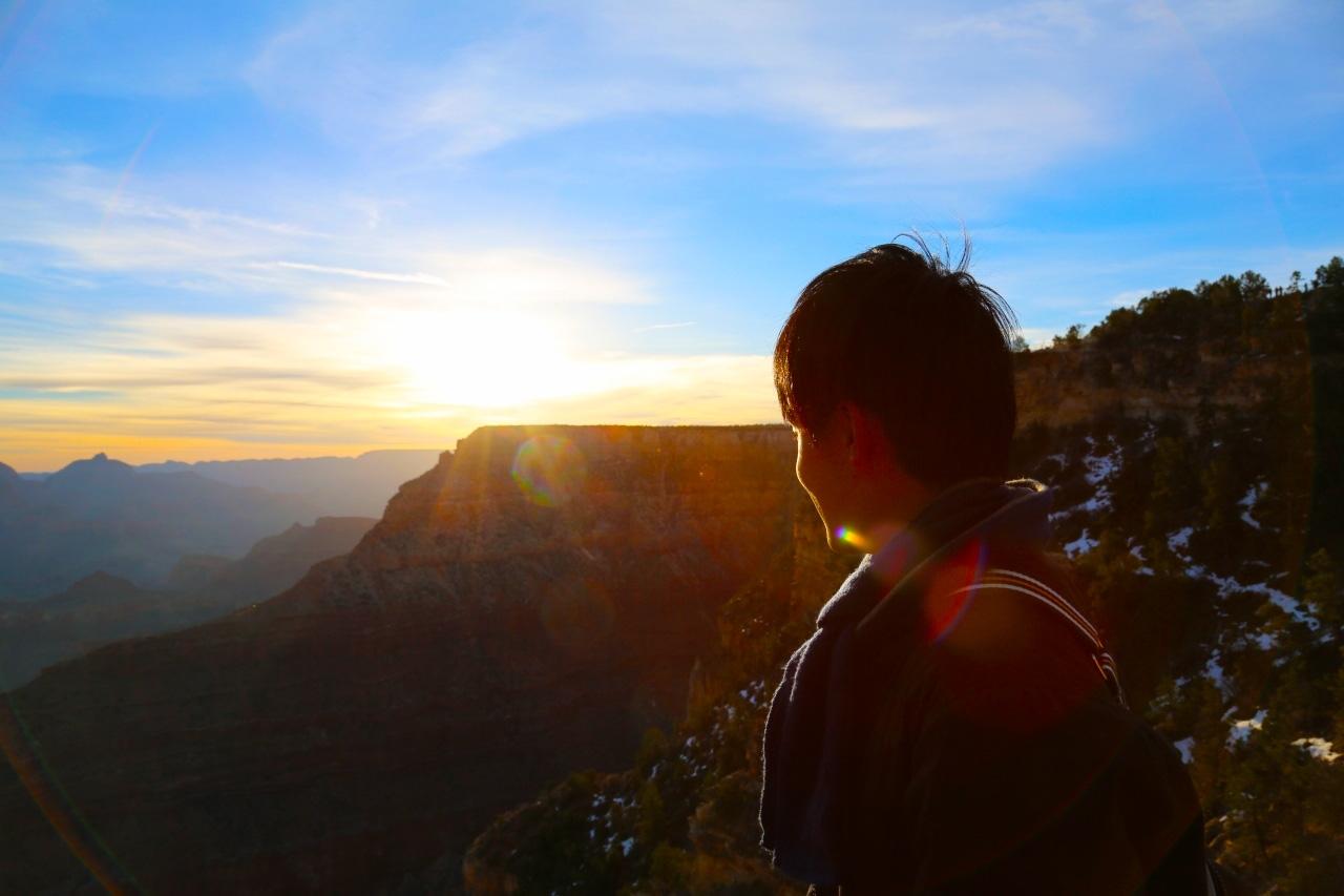 グランドキャニオン グランドサークル アリゾナ アメリカ横断ツアー Grand Canyon