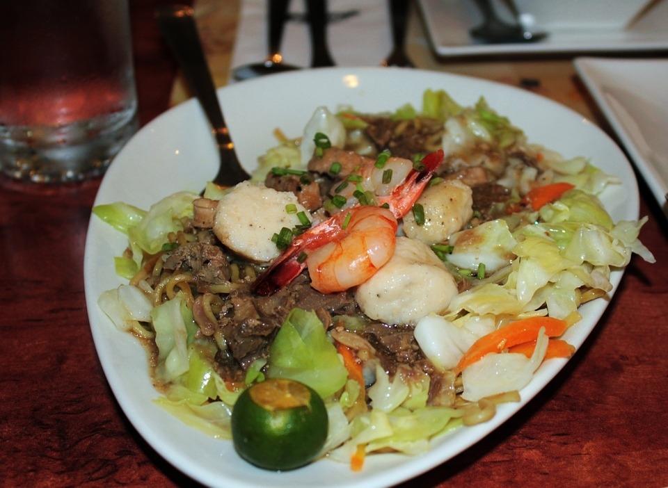 国際ボランティア 海外ボランティア フィリピン 食事