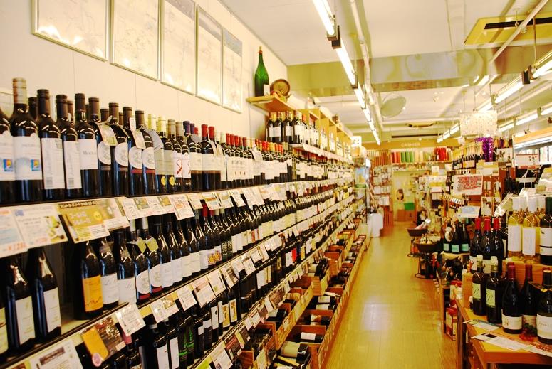 酒前線きたなかワイン