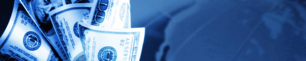 お金4_ブルー
